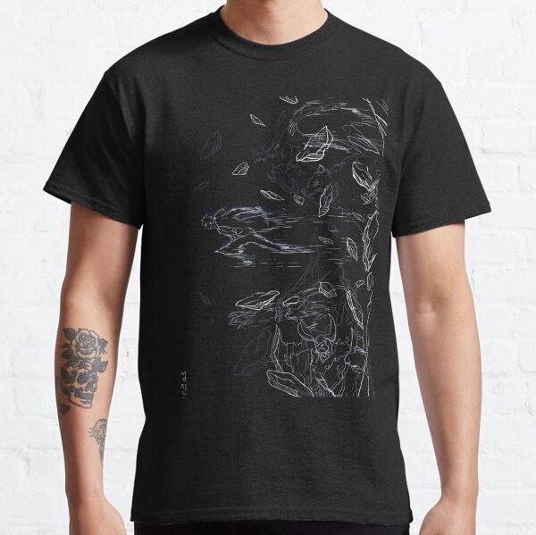 Fuga de Sung Jin-Woo   Nivelación en solitario Camiseta clásica