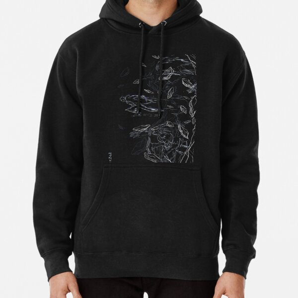 Sung Jin-Woo Breakout Solo Leveling Pullover Hoodie