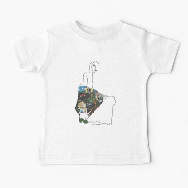 Ladies of Canyon Joni Mitchell Folk Baby T-Shirt