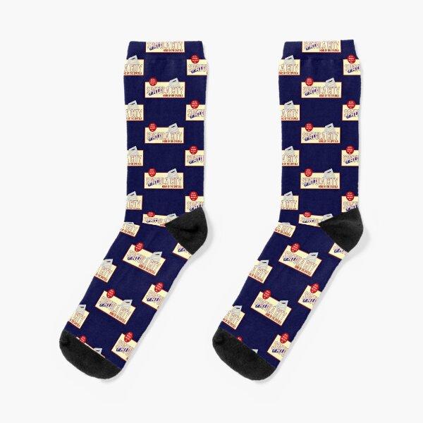 Spatula City Socks