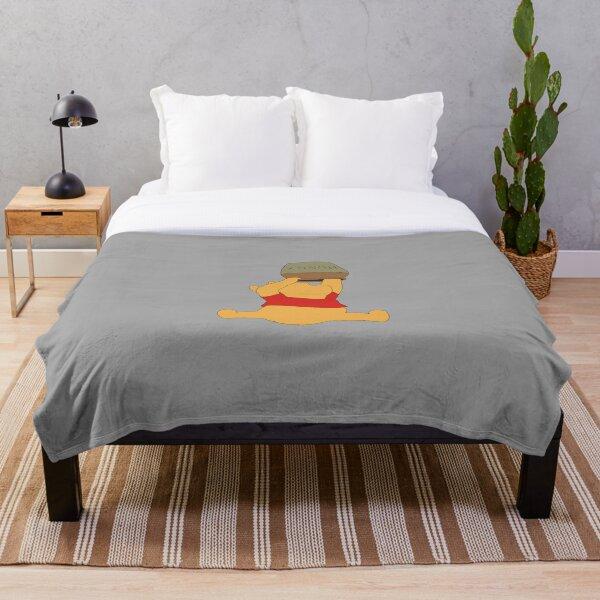 pooh bear :) Throw Blanket