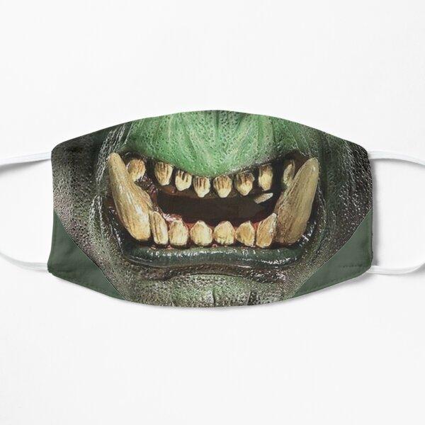 Ork Mundmaske Flache Maske
