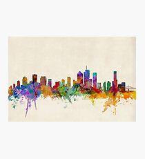Brisbane Australia Skyline Cityscape Photographic Print