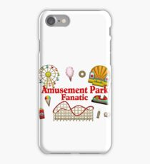 Amusement Park Fanatic iPhone Case/Skin