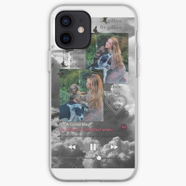 Liz Gillies- It's a Good Day iPhone Soft Case