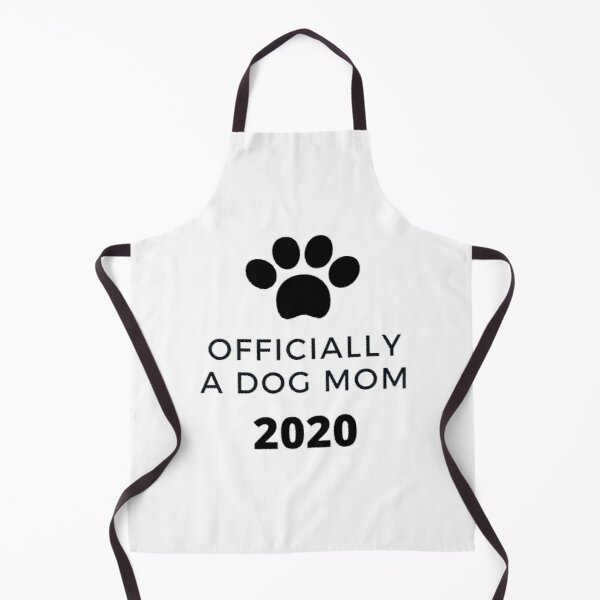 Dog Mom 2020 Apron