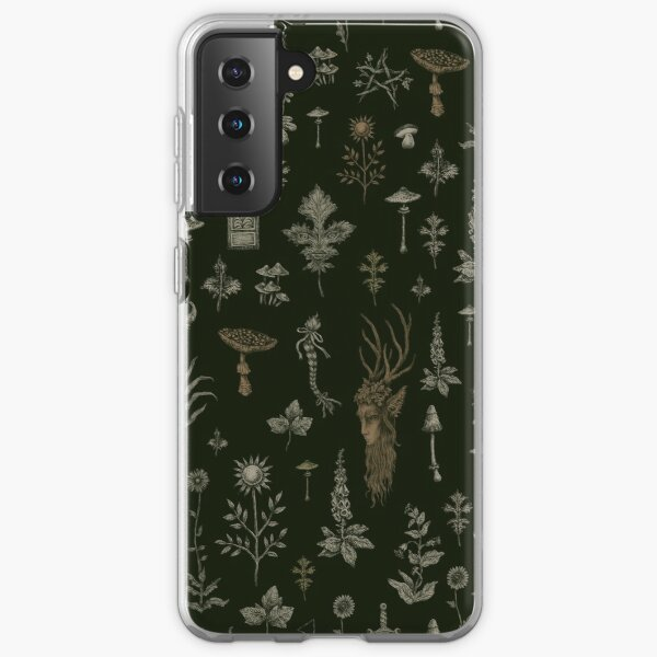 Forest and Field Guardian  Samsung Galaxy Soft Case