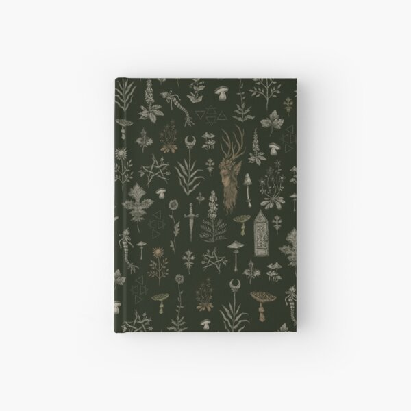 Forest and Field Guardian  Hardcover Journal