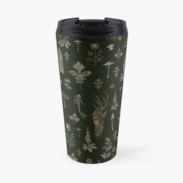 Forest and Field Guardian  Travel Mug