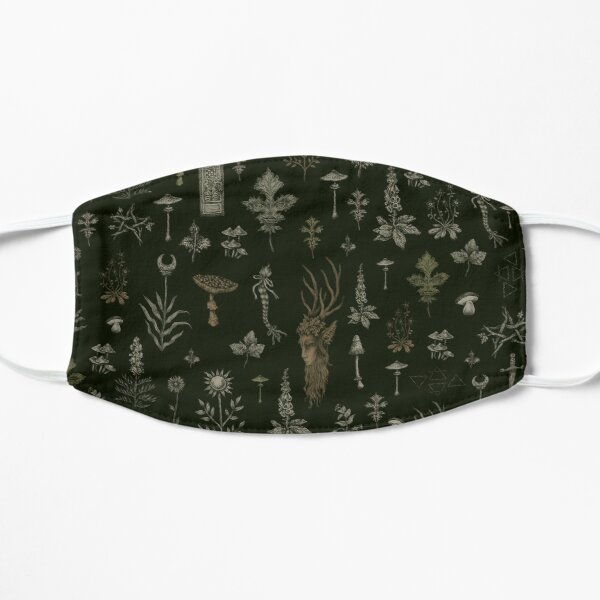 Forest and Field Guardian  Flat Mask