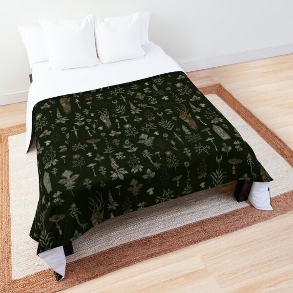 Forest and Field Guardian  Comforter