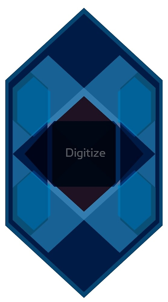 Abstract - Hexagon by Digitize