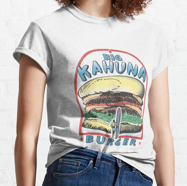 Funny Pulp Fiction Big Kahuna Burger Tee Top  UnisexLadies T Shirt B35