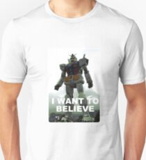 RX78 Believer Unisex T-Shirt