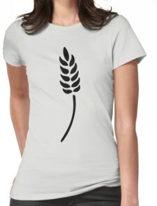 Ear of Wheat Womens Fitted T-Shirt