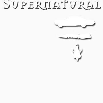 Supernatural by van-helsa124