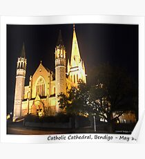 Bendigo Cathedral Poster