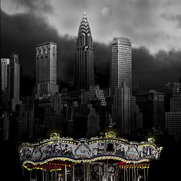 PHANTOM CAROUSEL by theoatman