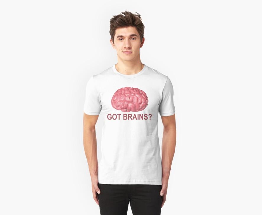 Got Brains? by FireFoxxy