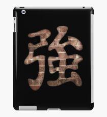 Strong Kanji iPad Case/Skin