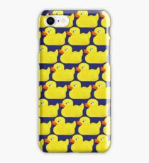 Duck, duck... gross iPhone Case/Skin