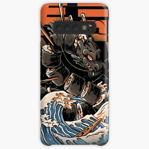 The Black Sushi Dragon Samsung Galaxy Snap Case
