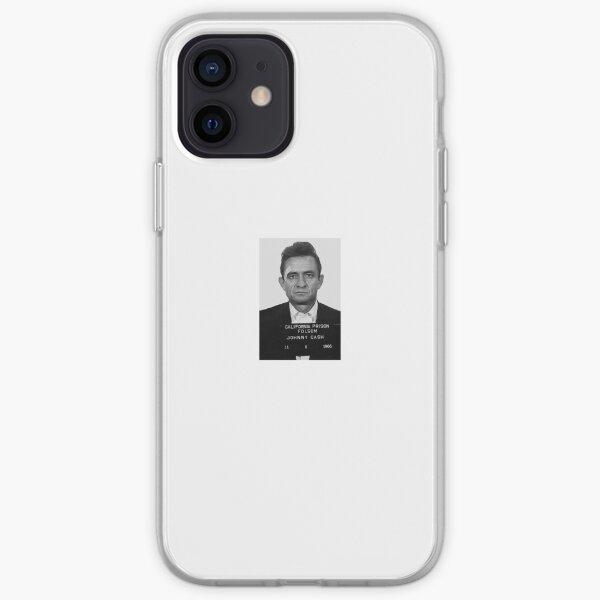 Johnny Cash  iPhone Soft Case