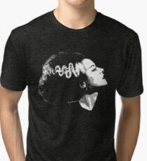 Bride of Frankenstein (1935) Tri-blend T-Shirt