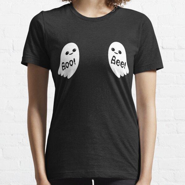 Funny Boo Bee Halloween Design Essential T-Shirt