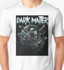 dark matter skull logo T-Shirt