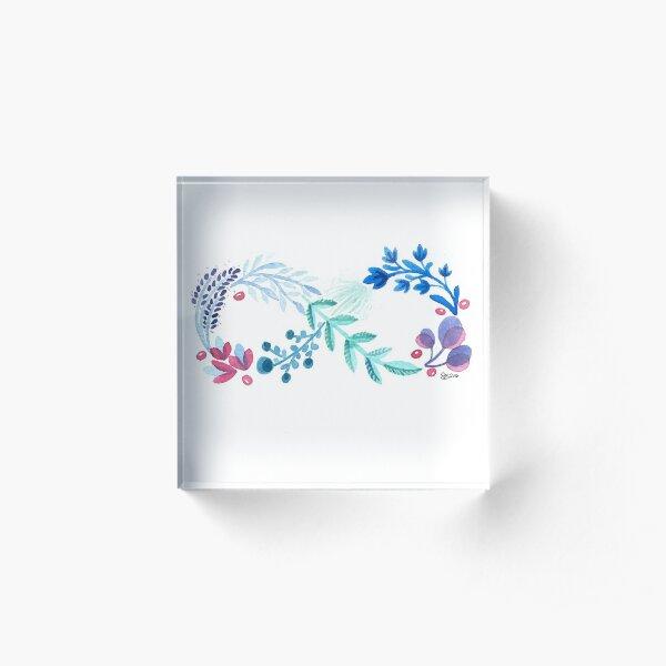 Eternal Spring Acrylic Block
