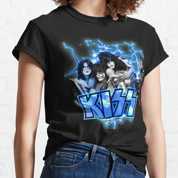 KISS ® the Band - All Members Electric Classic T-Shirt