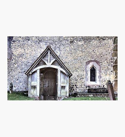 Domesday Church Photographic Print