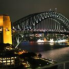 Sydney harbour by evvy84