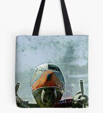 The Art of DC7 Tote Bag