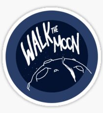 Walk The Moon Sticker