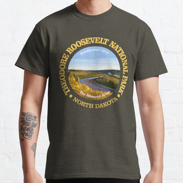 Theodore Roosevelt National Park (NP) Classic T-Shirt