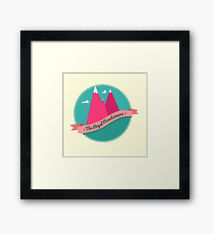 The Royal Mountaineers Framed Print