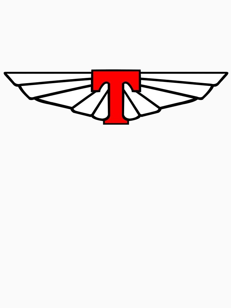 Tickford Logo by salad351