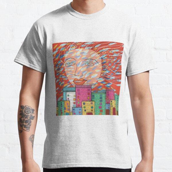 El espíritu del otoño Camiseta clásica