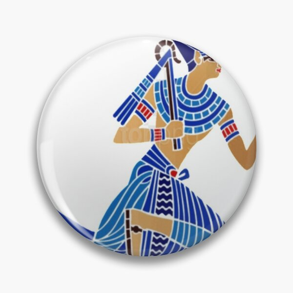 Ancient-Egypt Pharaohs artwork design II Pin