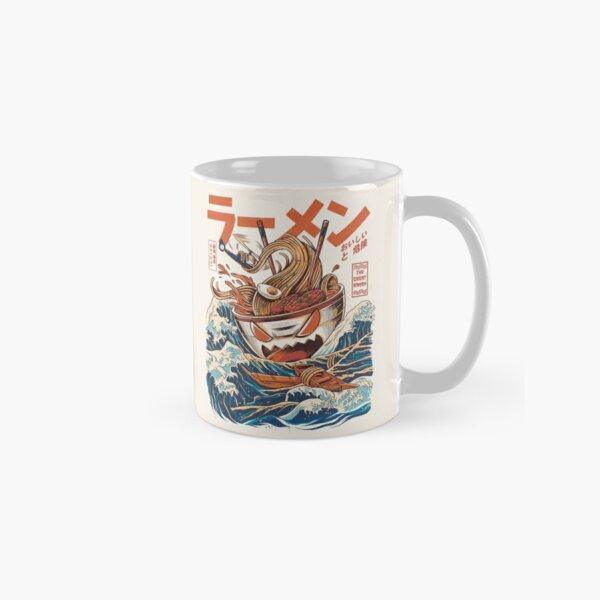 The Great Ramen off Kanagawa Classic Mug