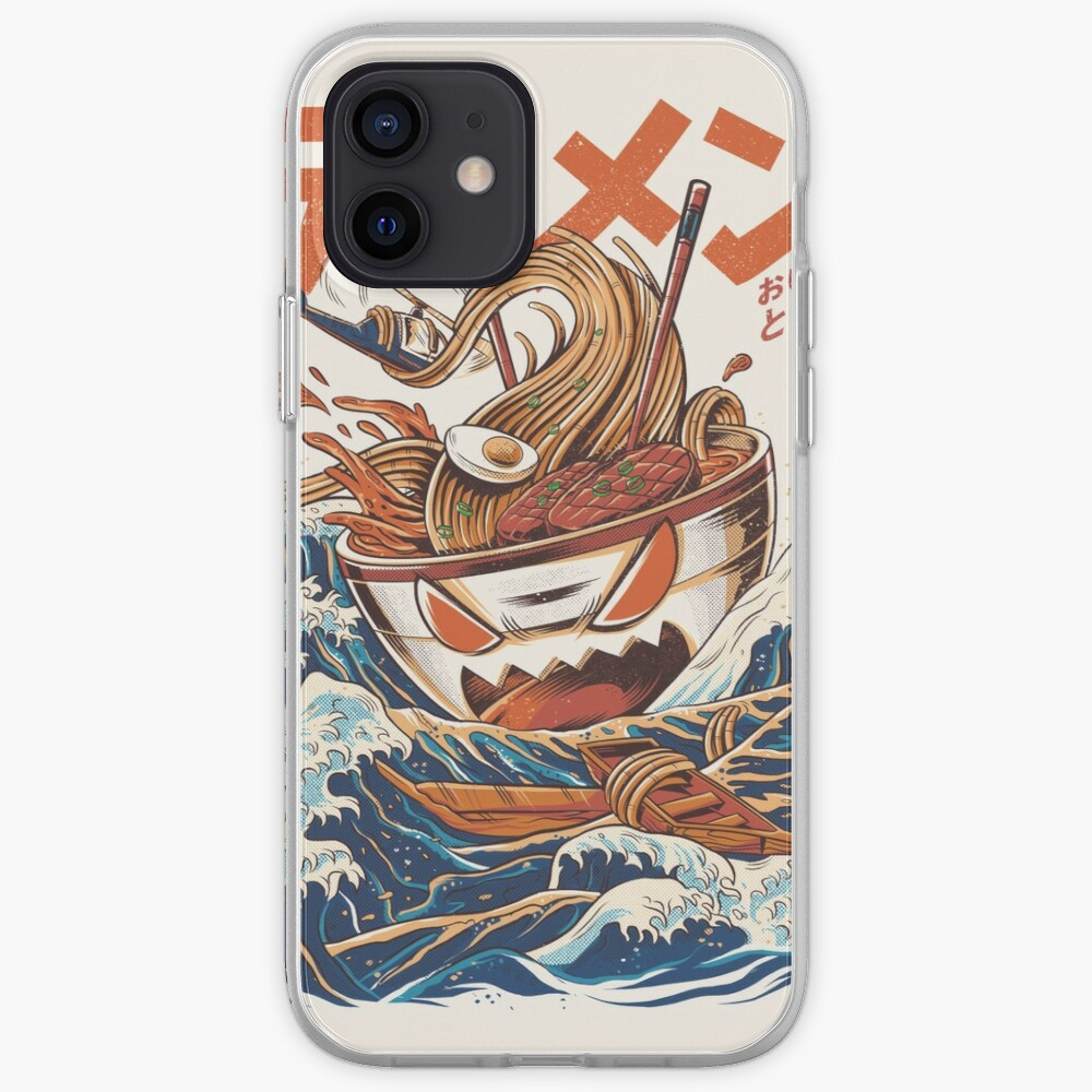 The Great Ramen off Kanagawa iPhone Case & Cover