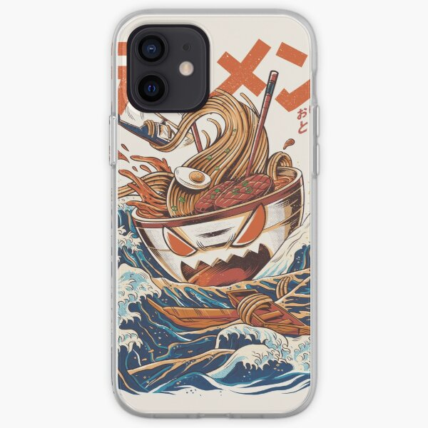 Le grand Ramen! Coque souple iPhone