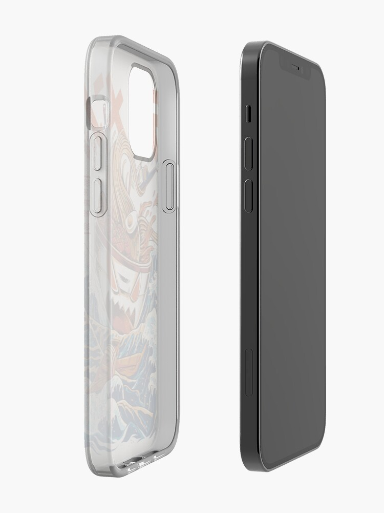 Alternate view of The Great Ramen off Kanagawa iPhone Case & Cover