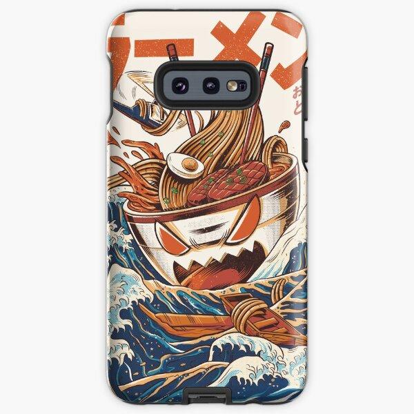 The Great Ramen off Kanagawa Samsung Galaxy Tough Case