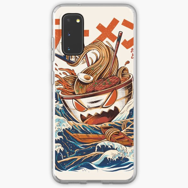 The Great Ramen off Kanagawa Samsung Galaxy Soft Case