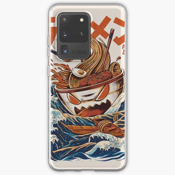 Le grand Ramen! Coque souple Samsung Galaxy
