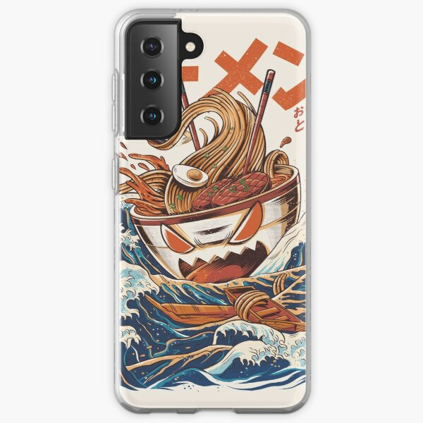 Le grand Ramen! Coque souple Samsung Galaxy