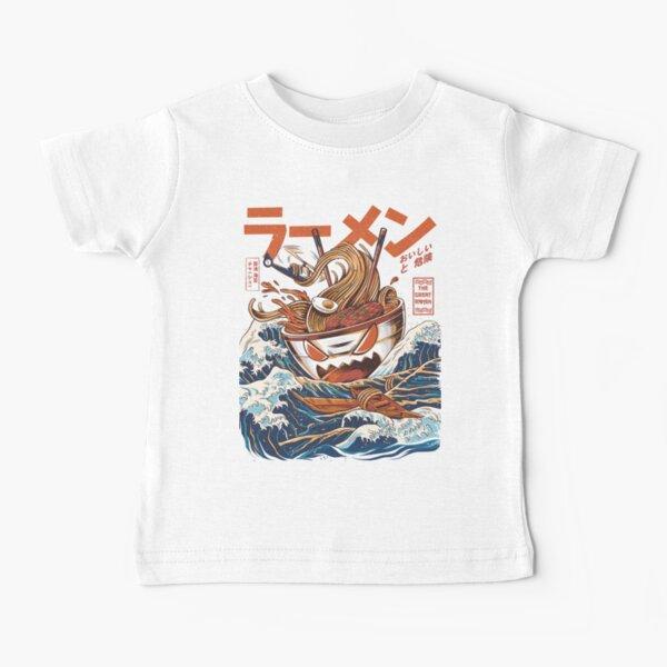 The Great Ramen off Kanagawa Baby T-Shirt